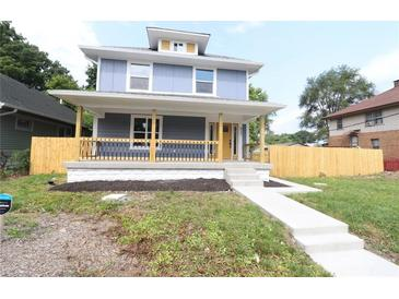 Photo one of 622 N Bosart Ave Indianapolis IN 46201   MLS 21801845