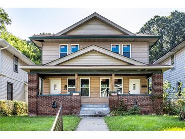Photo one of 3441 N Guilford Ave Indianapolis IN 46205   MLS 21801975