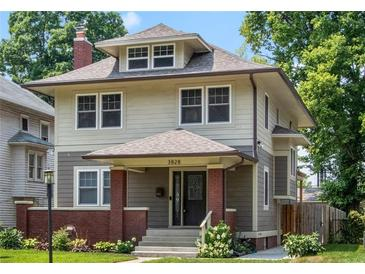 Photo one of 3828 Carrollton Ave Indianapolis IN 46205 | MLS 21802241