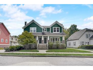 Photo one of 6139 Winthrop Ave # 4B Indianapolis IN 46220 | MLS 21802324
