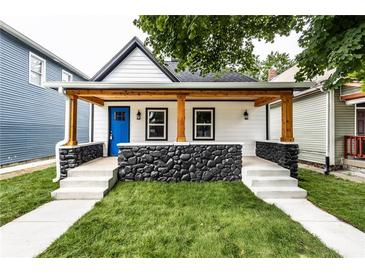 Photo one of 1862 Barth Ave Indianapolis IN 46203 | MLS 21802820