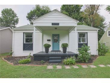 Photo one of 1216 Crawford Dr Indianapolis IN 46220 | MLS 21803194