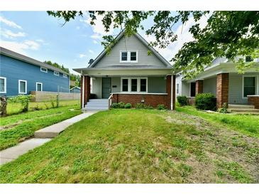 Photo one of 636 N Beville Ave Indianapolis IN 46201 | MLS 21803315