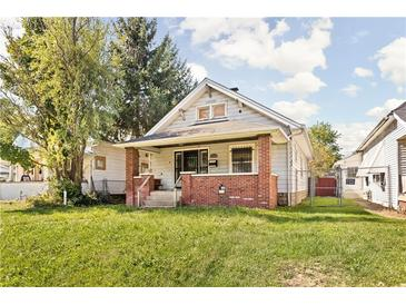 Photo one of 1406 N Dearborn St Indianapolis IN 46201   MLS 21803331