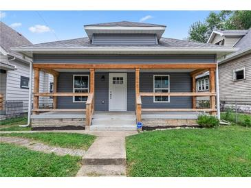 Photo one of 540 N Parker Ave Indianapolis IN 46201 | MLS 21803756