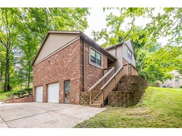 Photo one of 3350 Pinecrest Rd Indianapolis IN 46234   MLS 21803768