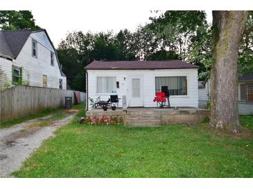 Photo one of 1130 N Livingston Ave Indianapolis IN 46222   MLS 21803986