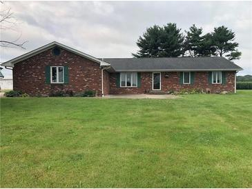 Photo one of 7645 E 200 North Whitestown IN 46075   MLS 21804277