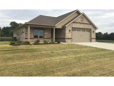 Photo one of 10073 N Mill Run Dr Monrovia IN 46157   MLS 21804365