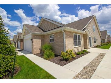 Photo one of 11437 Mossy Ct # 100 Fishers IN 46037   MLS 21804370