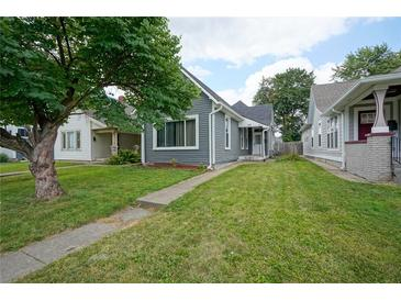 Photo one of 1418 Olive St Indianapolis IN 46203   MLS 21804396