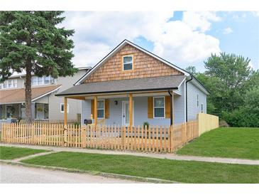 Photo one of 2105 Singleton St Indianapolis IN 46203   MLS 21804742