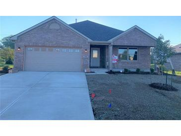 Photo one of 3743 Mansfield Dr Brownsburg IN 46112 | MLS 21804765