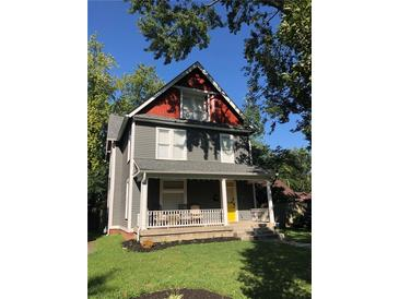 Photo one of 774 Woodruff Place E Dr Indianapolis IN 46201   MLS 21804822