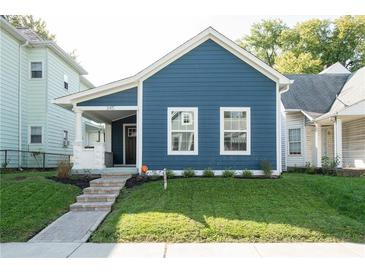 Photo one of 345 Sanders St Indianapolis IN 46225   MLS 21804934