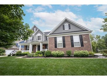 Photo one of 10008 Fantina Ln Fishers IN 46040   MLS 21805184