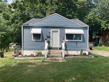 Photo one of 3326 N Station St Indianapolis IN 46218 | MLS 21805425