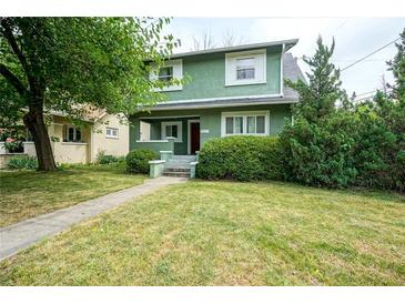 Photo one of 3523 Balsam Ave Indianapolis IN 46205 | MLS 21805463