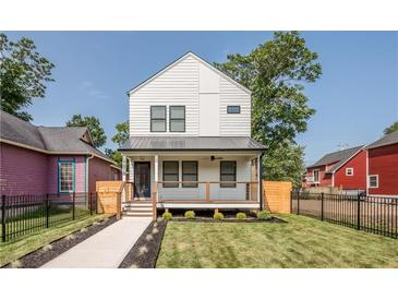 Photo one of 1818 Ruckle St Indianapolis IN 46202 | MLS 21805540
