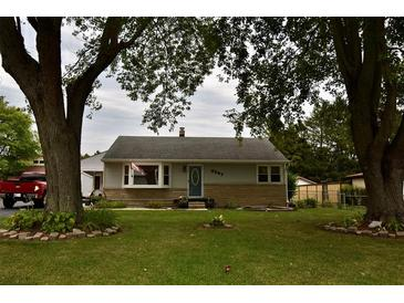 Photo one of 6247 Eastgate Ave Indianapolis IN 46236   MLS 21805665