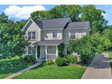 Photo one of 11106 Winterwood Ln Indianapolis IN 46235 | MLS 21805708