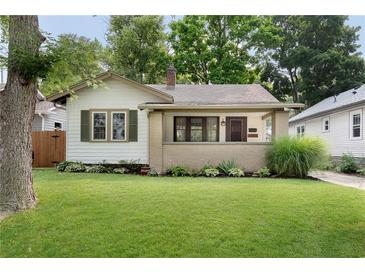 Photo one of 6043 Guilford Ave Indianapolis IN 46220 | MLS 21805874