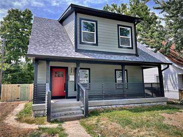 Photo one of 904 N Tacoma Ave Indianapolis IN 46201   MLS 21805912