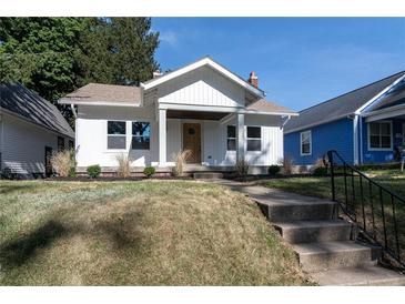 Photo one of 3963 Winthrop Ave Indianapolis IN 46205 | MLS 21805919