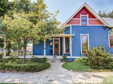 Photo one of 526 S Pine St Indianapolis IN 46203 | MLS 21806184