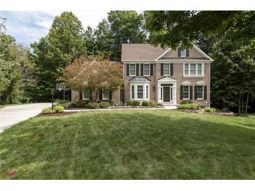 Photo one of 7809 Timber Run Ln Indianapolis IN 46256 | MLS 21806238