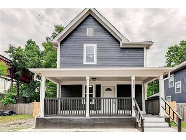 Photo one of 3349 N Capitol Ave Indianapolis IN 46208 | MLS 21806281