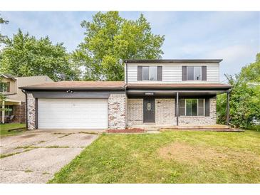 Photo one of 3014 Osceola Ln Indianapolis IN 46235 | MLS 21806391