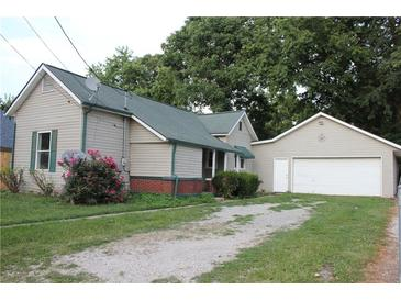 Photo one of 709 N Marion St Martinsville IN 46151 | MLS 21806489