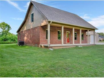 Photo one of 5169 E North County Line Rd Camby IN 46113   MLS 21806503