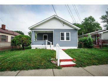 Photo one of 3214 Newton Ave Indianapolis IN 46201 | MLS 21806544