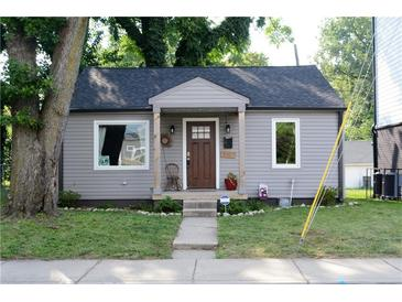 Photo one of 1016 Newman St Indianapolis IN 46201 | MLS 21808094