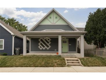 Photo one of 606 Terrace Ave Indianapolis IN 46203   MLS 21808449