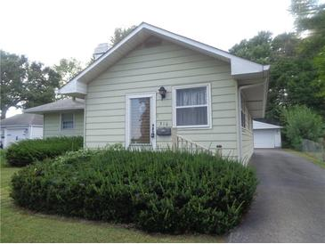 Photo one of 316 N Cecil Ave Indianapolis IN 46219   MLS 21808757