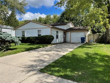 Photo one of 3821 N Wittfield St Indianapolis IN 46235 | MLS 21808808