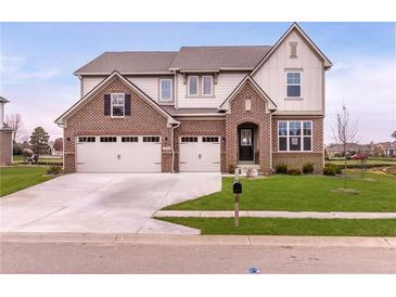 Photo one of 5852 Selis Square Ct Noblesville IN 46062 | MLS 21808843