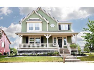 Photo one of 7291 Wilshire Way Avon IN 46123 | MLS 21808894