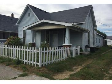 Photo one of 908 W Main St Greenfield IN 46140 | MLS 21808911