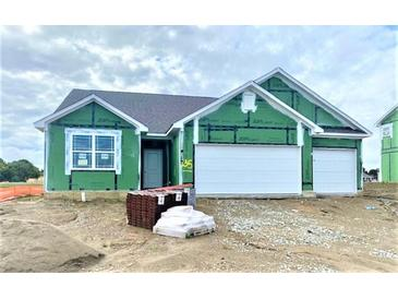 Photo one of 7855 Rolling Green Dr Plainfield IN 46168 | MLS 21809091