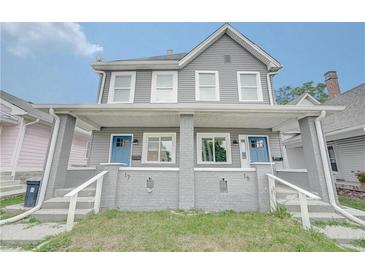 Photo one of 17 Palmer St Indianapolis IN 46225 | MLS 21809166