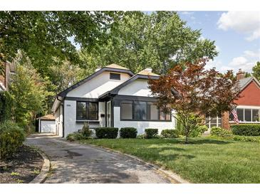 Photo one of 5506 N Broadway Indianapolis IN 46220 | MLS 21809222