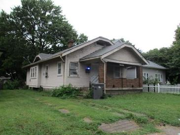 Photo one of 1070 N Tibbs Ave Indianapolis IN 46222 | MLS 21809242