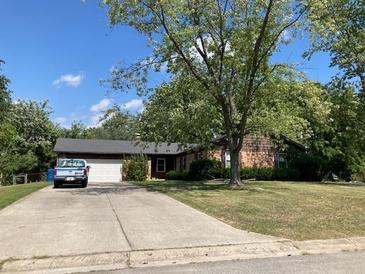 Photo one of 5824 Barnstable Ct Indianapolis IN 46250 | MLS 21809272