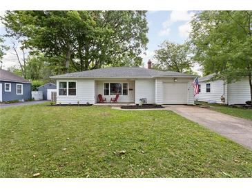 Photo one of 5633 Haverford Ave Indianapolis IN 46220 | MLS 21809277