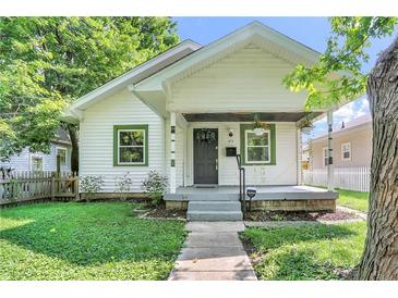 Photo one of 815 Tecumseh St Indianapolis IN 46201 | MLS 21809294