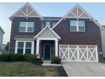 Photo one of 6588 W Black Tail Way McCordsville IN 46055 | MLS 21809316
